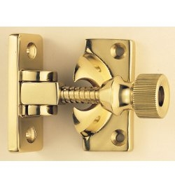 Heavier type of sash window latch