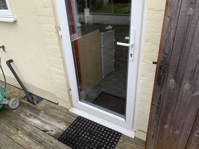 Cat Flap Fitted In Double Glazed Unit New Malden Kt3