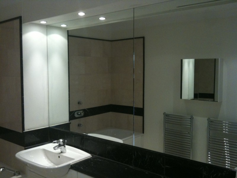 Mirrors Amp Privacy Film Installation In London
