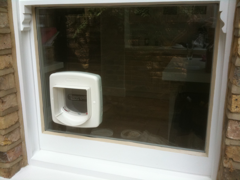 Cat And Dog Flaps Amp Vents Installation In London