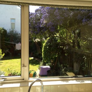 New double glazed units fitted