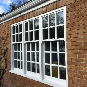 Small Double-Glazed Units fitted - Kingston Surrey