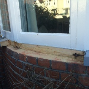Curved Window Sill Replacement london
