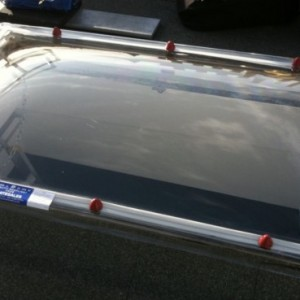 Roof Dome Fitted - Sutton SM1