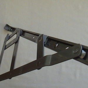 Hinge Stays for PVC or Aluminium Windows
