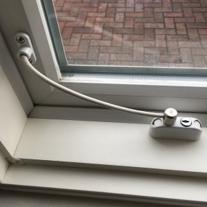 Cable Window Restrictor SW20