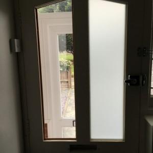 Obscure Door Glass SW20