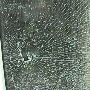 Toughened Glass Broken SW20