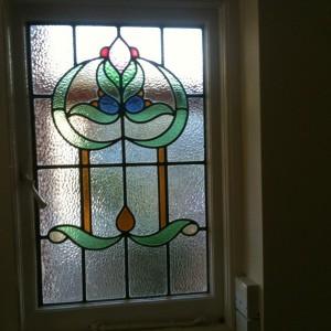 Leaded Window installation london