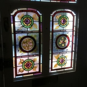 Leaded Glass Replaced - SW12