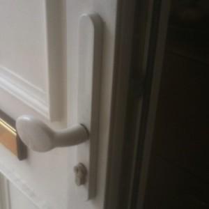 PVC Door Handle - Kingston KT1