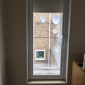 Secondary Glazing Door