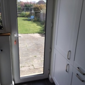 PVC Door Glass Unit - New Malden KT3