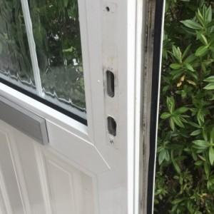 PVC door lock SW20
